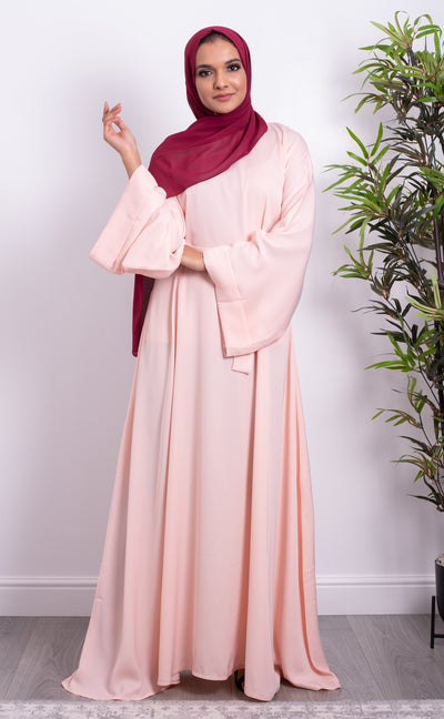 Aaliya Collections Blush Closed Abaya