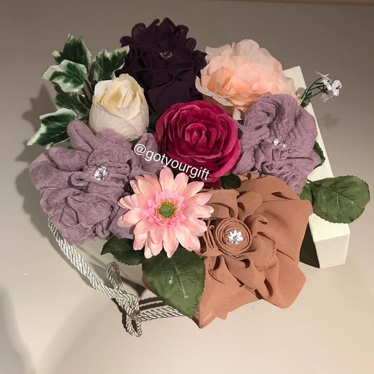 Hijab Bouquet