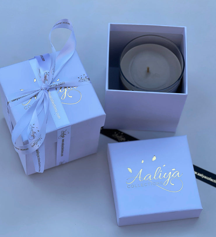 Scented Candle - Gift Set