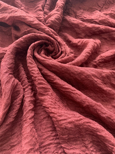 Aaliya Collections Maroon Cotton hijab headscarf