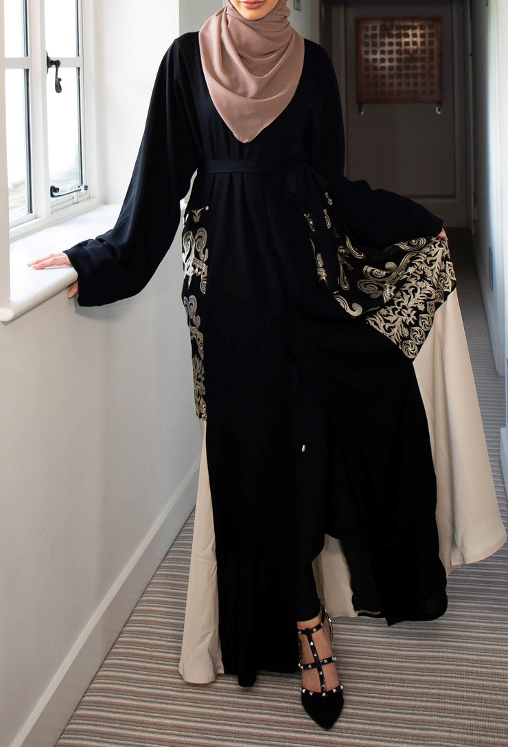 Aaliya Collections Janan Abaya