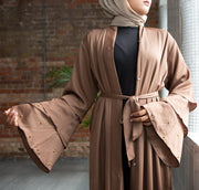 Pearl Bell Abaya - Ready To Dispatch