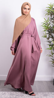 Aaliya Collections Rose Closed Abaya