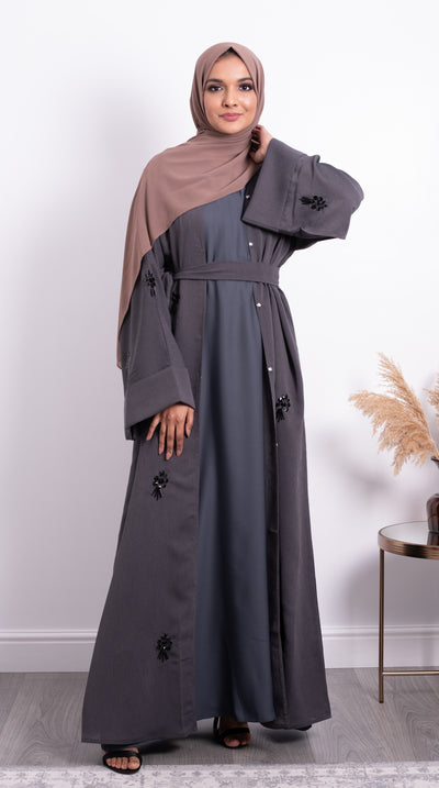 Aaliya Collections Tara Stone Abaya