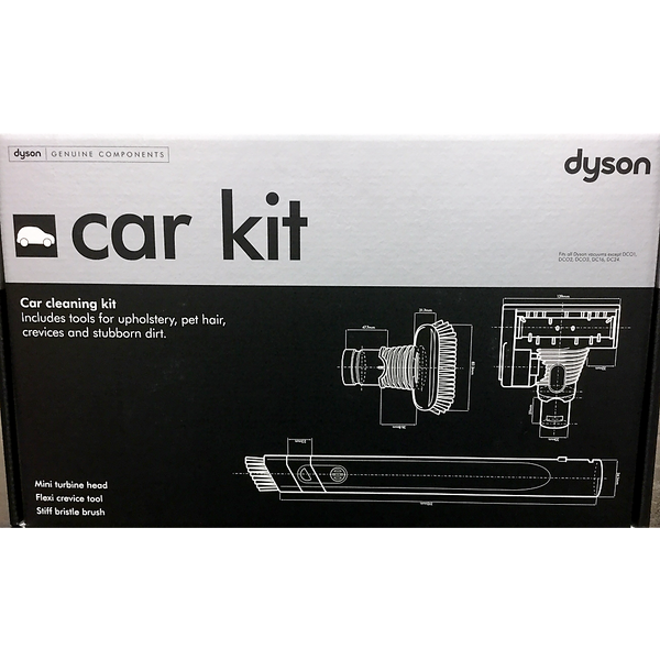 Dyson car kit - Stamford My Shop is Local