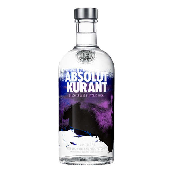 Absolut Kurant Vodka 70cl - Stamford My Shop is Local