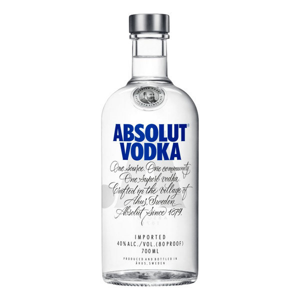 Absolut Vodka - Stamford My Shop is Local