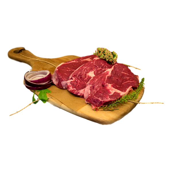 Prime 21 Day Dry Aged British Rib-eye Steak - Stamford My Shop is Local