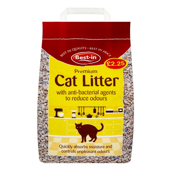 Bestin Anti Bacterial Cat Litter - Stamford My Shop is Local