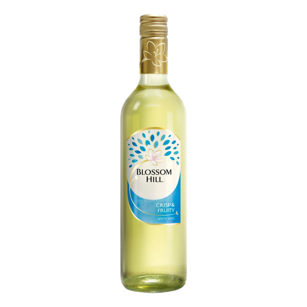 Blossom Hill Crisp & Fruity White Wine 75cl - Stamford My Shop is Local