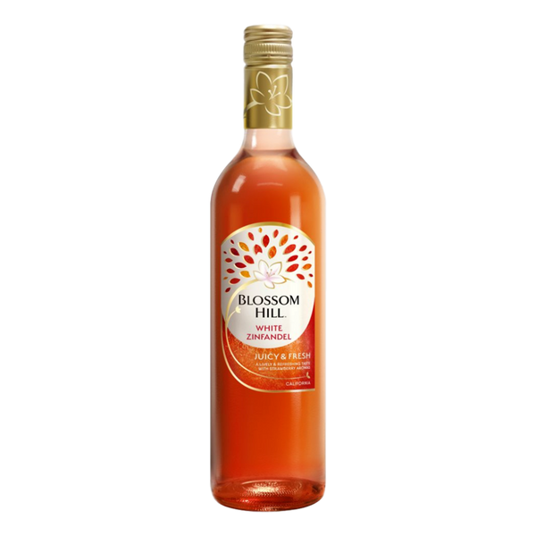 Blossom Hill White Zinfandel 75cl - Stamford My Shop is Local