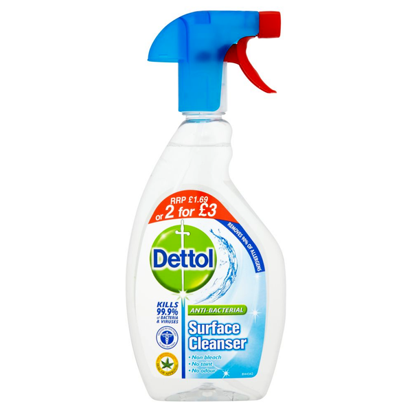 Dettol Surface Cleaner 500ml - Stamford My Shop is Local