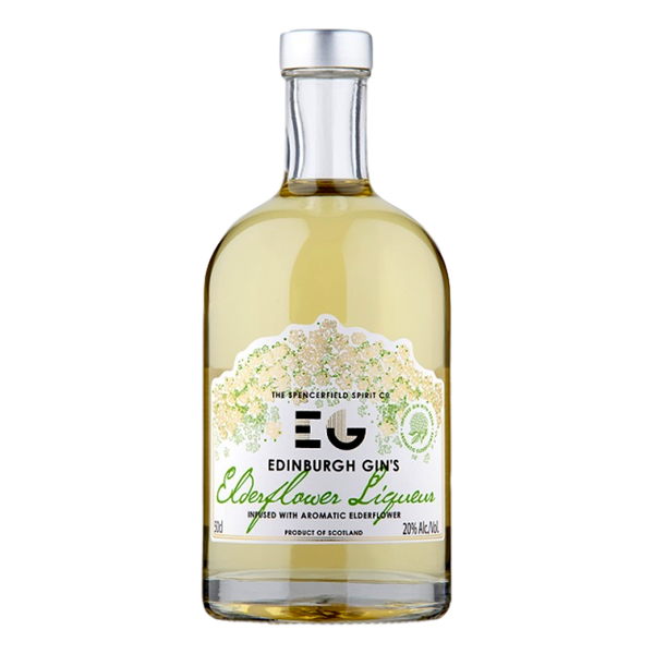 Edinburgh Gin Elderflower Liqueur 50cl - Stamford My Shop is Local