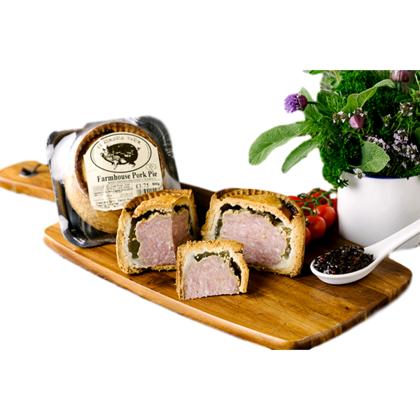 Farmhouse Pork Pie (1lb approx) - Stamford My Shop is Local