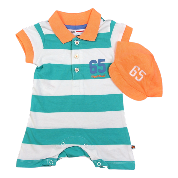 Minoti Romper Suit - Stamford My Shop is Local