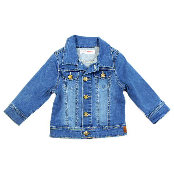 Minoti Denim Jacket - Stamford My Shop is Local