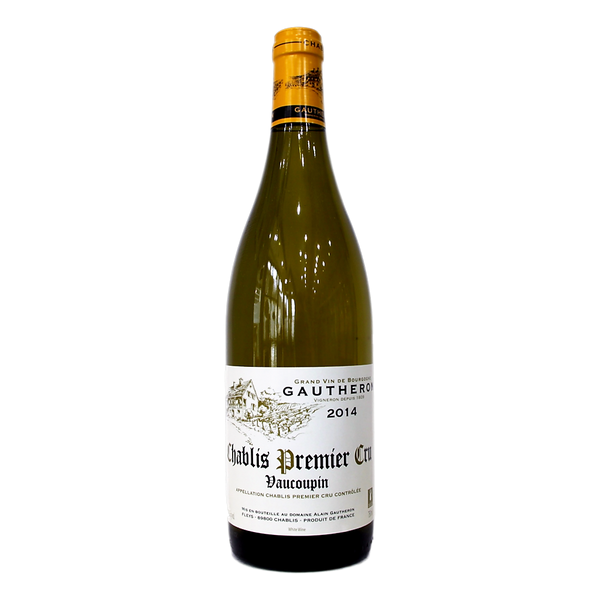 1er Cru Vaucoupin Domaine Alain Gautheron 75cl - Stamford My Shop is Local