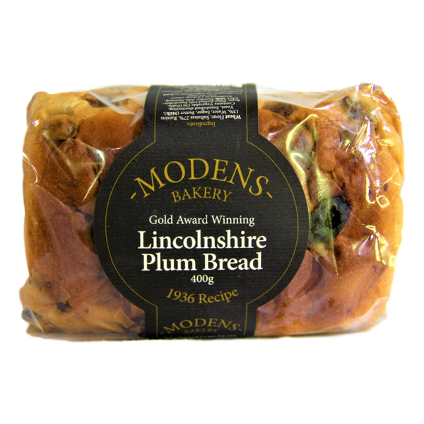 Linconshire Plum Bread - Stamford My Shop is Local