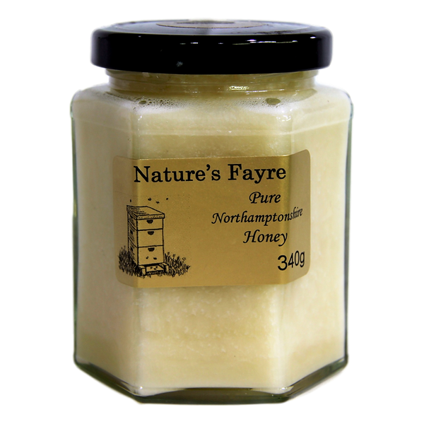 Natures Fayre Honey - Stamford My Shop is Local