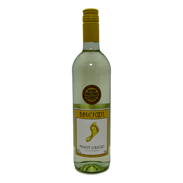 Barefoot - Pinot Grigio White Wine from California 75cl - Stamford My Shop is Local