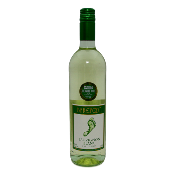Barefoot - Sauvignon Blanc White Wine from California 75cl - Stamford My Shop is Local