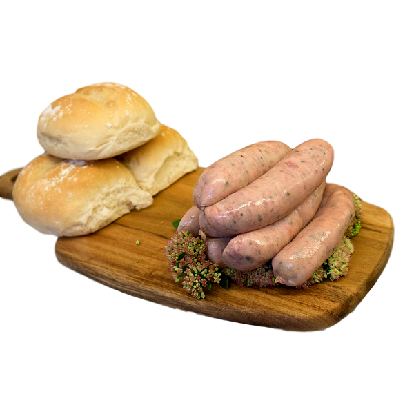 Pork & Ale Sausage - Stamford My Shop is Local