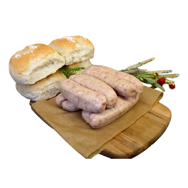 Pork & Apricot Sausage - Stamford My Shop is Local