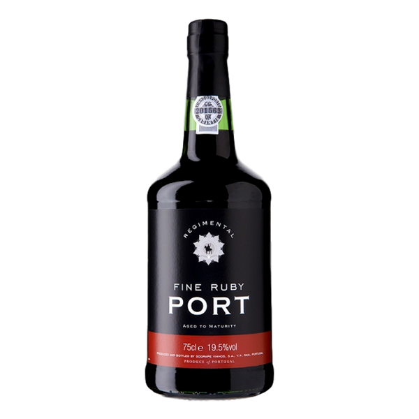 Regimental Fine Ruby Port 75cl - Stamford My Shop is Local
