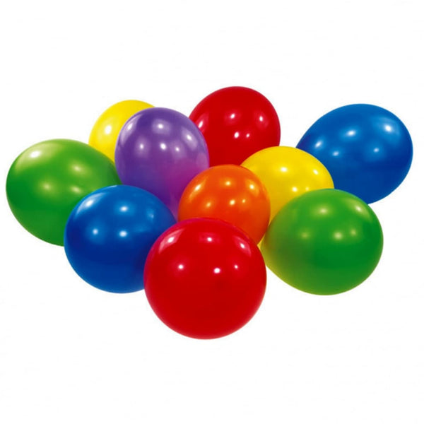 Plain Party Balloons - Stamford My Shop is Local