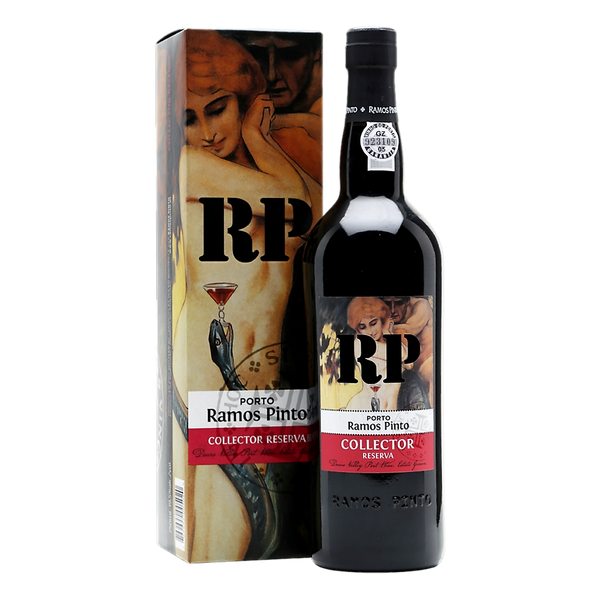 Ramos Pinto LBV Port Collector Reserva 75cl - Stamford My Shop is Local