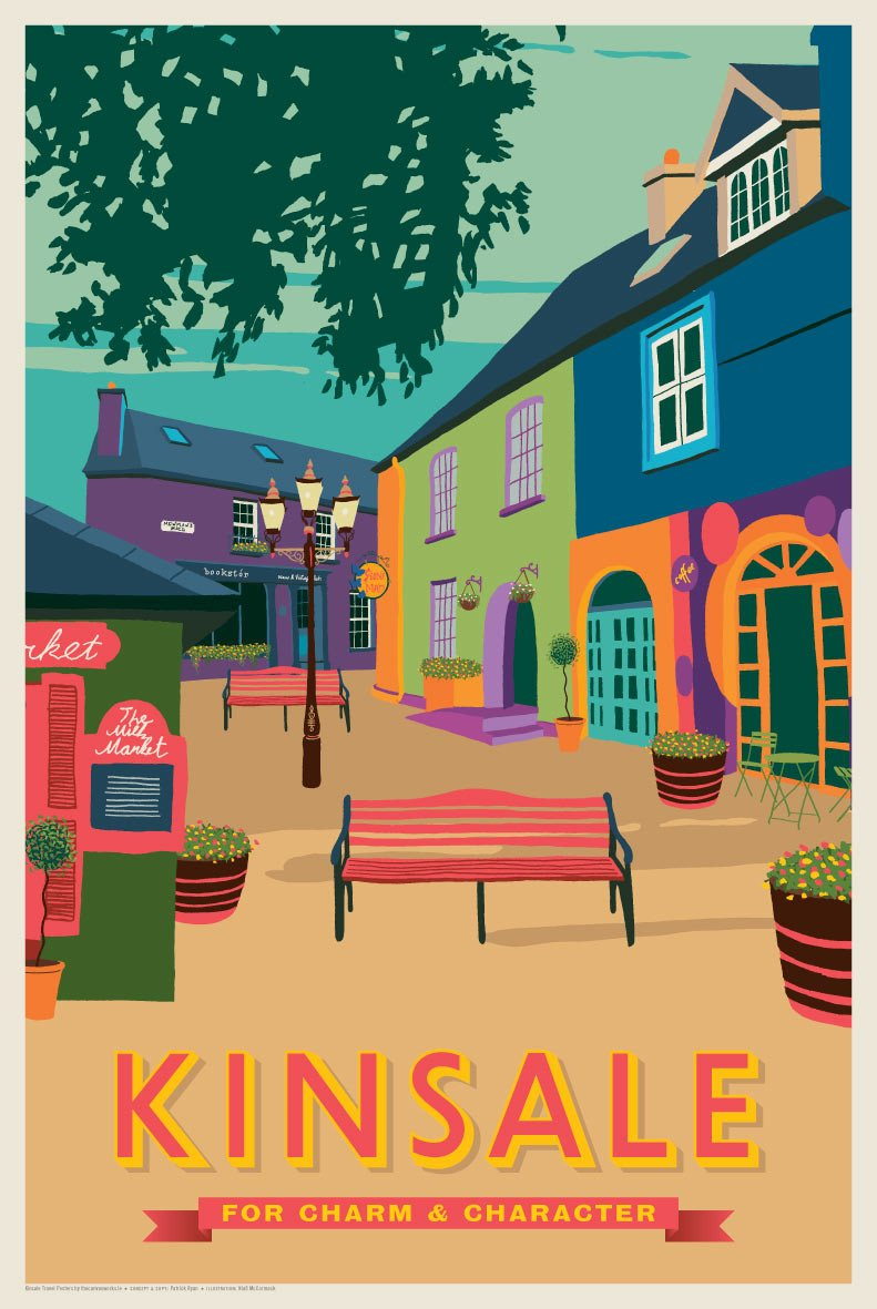 Kinsale, For Charm & Character