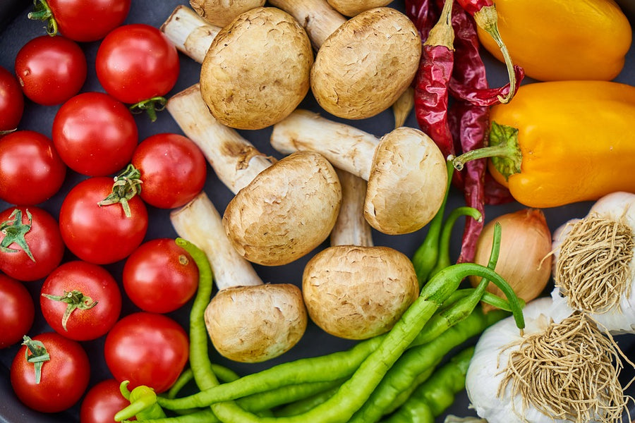 The biggest myths about going vegetarian