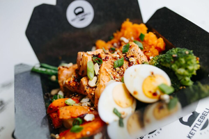 Top 6 places for healthy food in Manchester