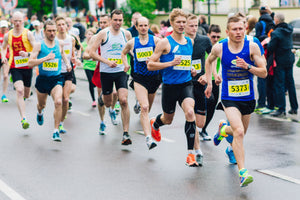 The London Marathon in Numbers