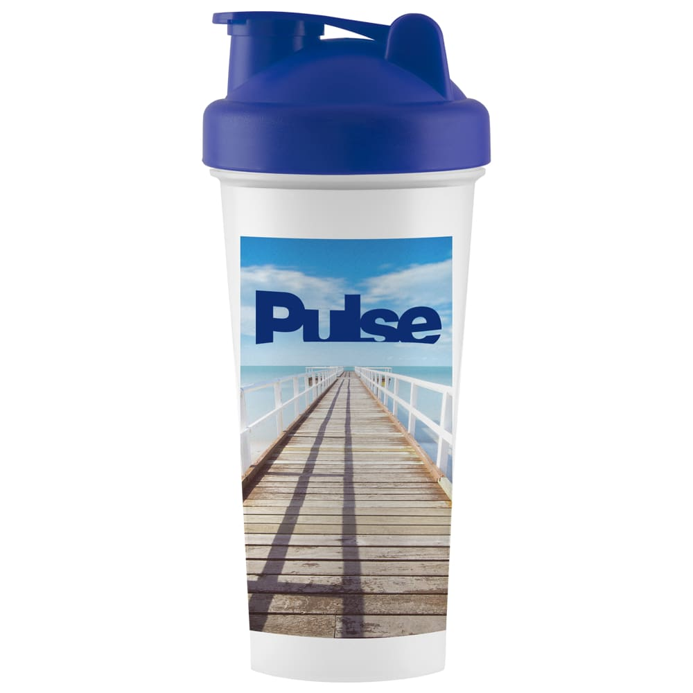 Printed Protein Shaker Personalised Promotional Express No Minimum Order Drinkware