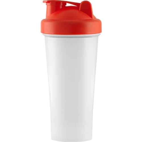 700ml Protein Shaker - Red - Protein Shaker