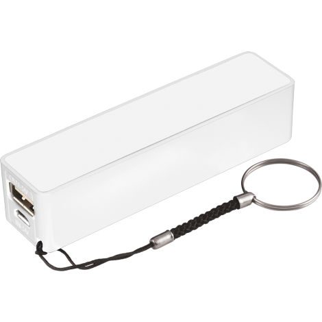 Evolution Powerbank White 2200mAh