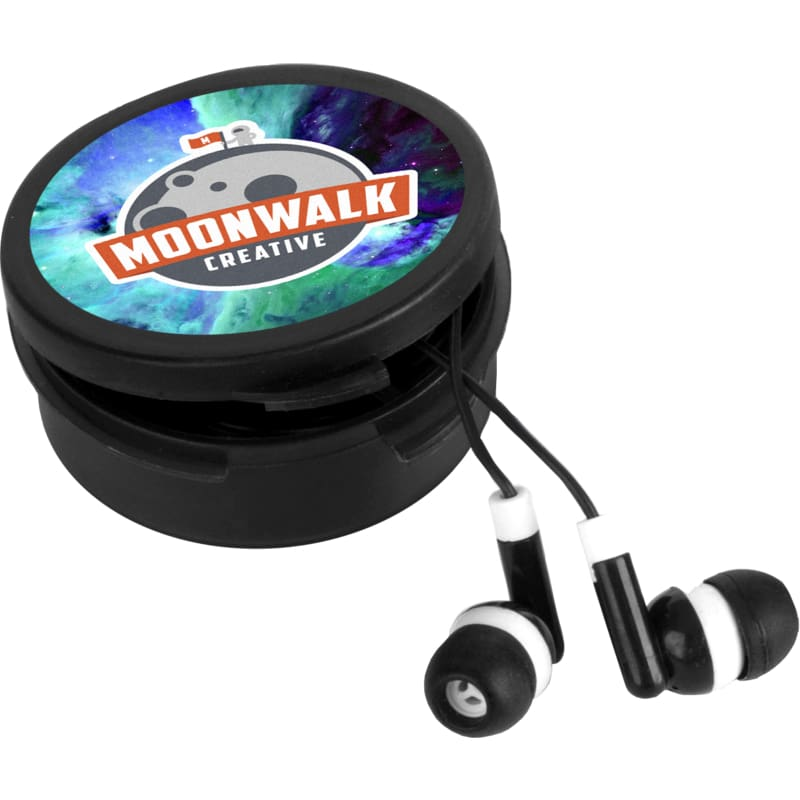 Caspar Earphone Set - Black - Earphones