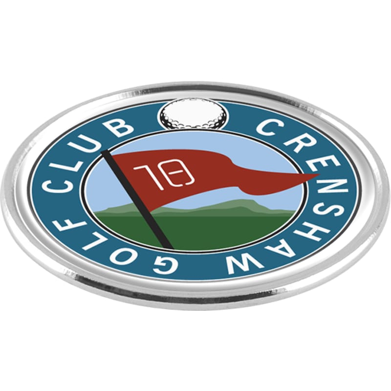 Chrome Ball Marker - Ball Marker