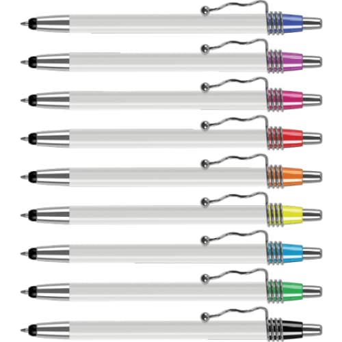 City 086 Ballpen - Push Button Ballpen