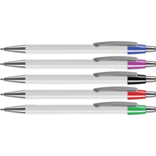 City C33 Ballpen - Push Button Ballpen