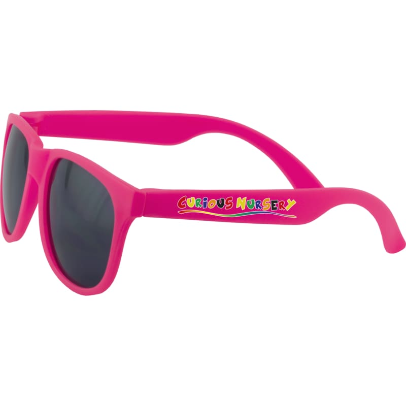 Classic Ray Sunglasses - Pink - Sunglasses