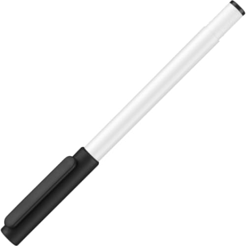 Corporate Cap Ballpen - Black - Capped Ballpen