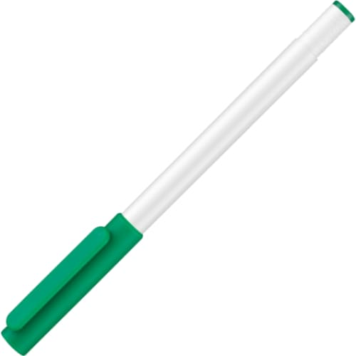 Corporate Cap Ballpen - Green - Capped Ballpen