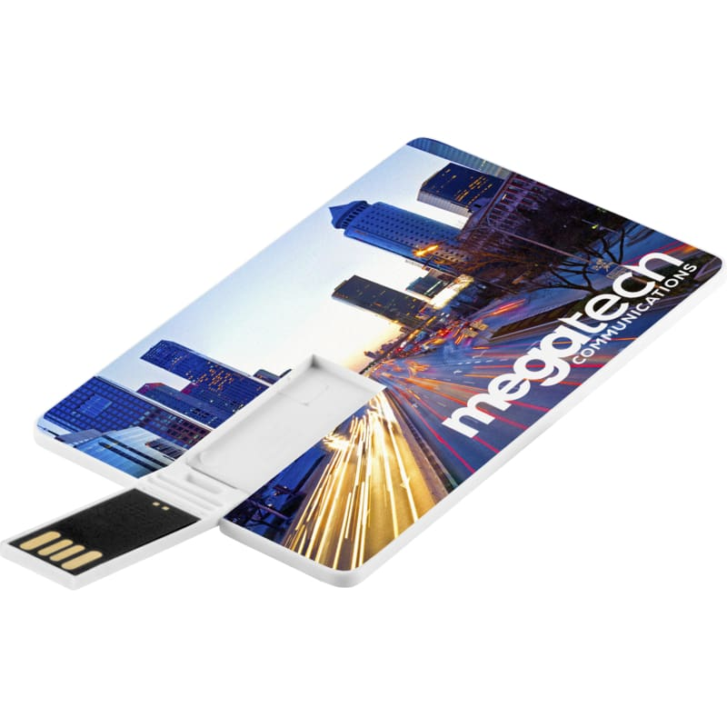 Credit Card USB 4GB - USB Flash Drive