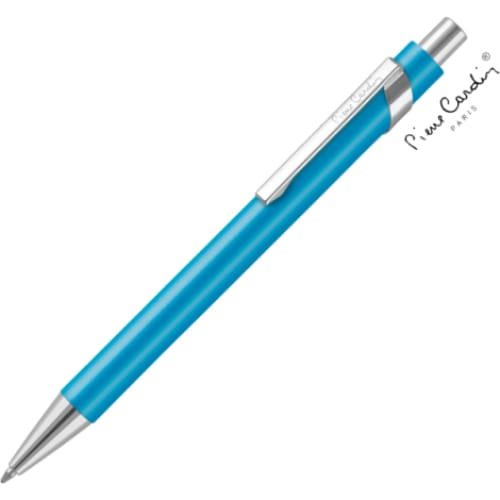 Florence Ballpen - Light Blue - Push-Button Ballpen
