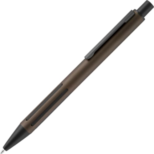 June Ballpen - Gun Metal - Push-Button Ballpen