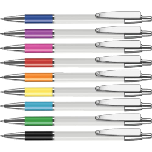 London E15 Ballpen - Push Button Ballpen