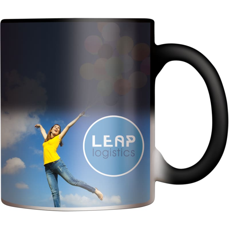Magic Image Reveal Coffee Mug - Coffee Mug