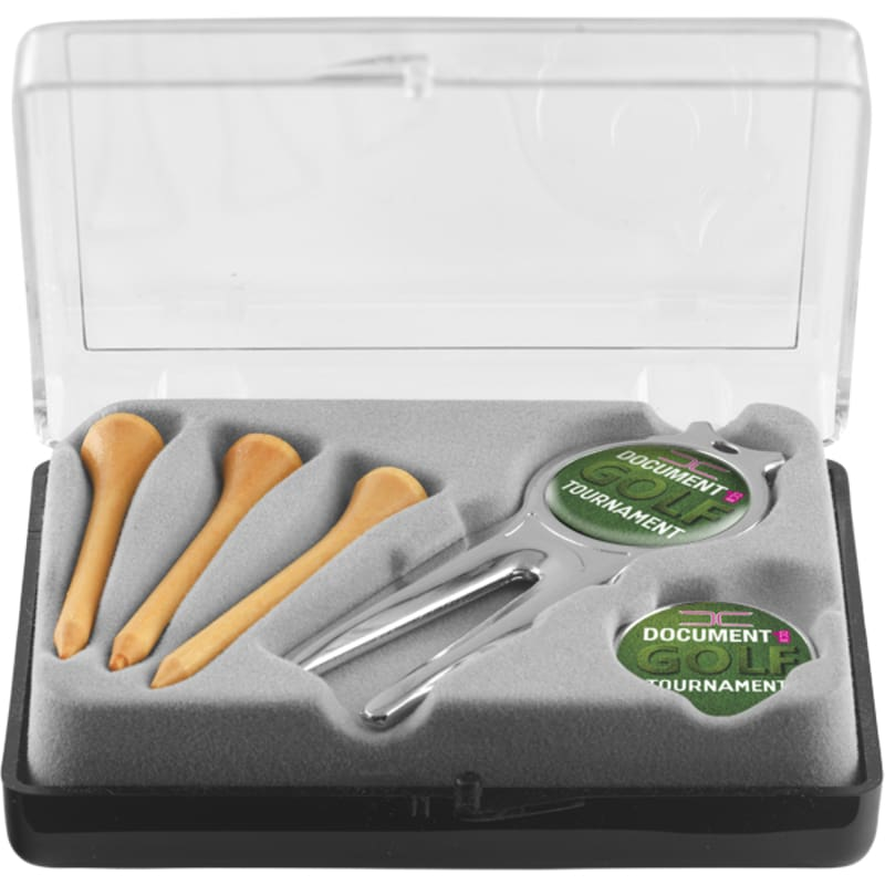 Personalised Golf Gift Box - Gift Sets
